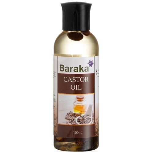 Купить Baraka Масло касторовое для волос, 100 мл