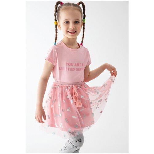 Купить Юбка для девочек размер 116, розовый, ТМ Acoola, арт. 20220180168, Юбки