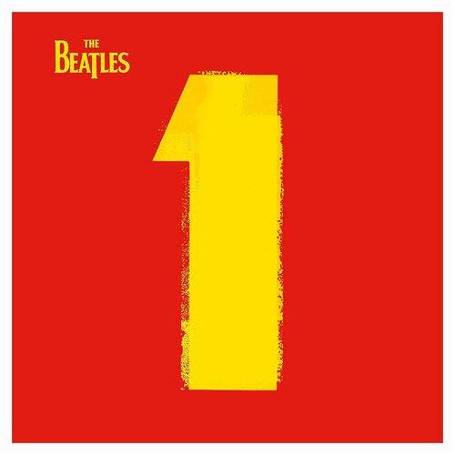 Виниловая пластинка. The Beatles. 1 (2 LP) виниловая пластинка the beatles please please me 0094638241614