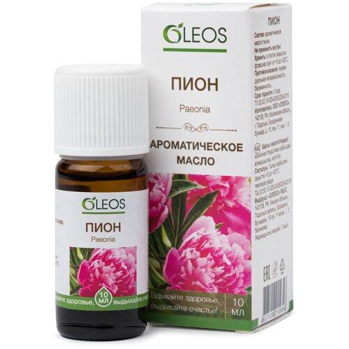OLEOS ароматическое масло Пион, 10 мл