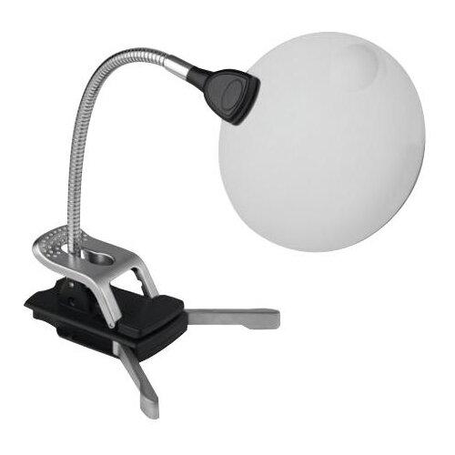 Фото - Лупа Daylight DN1161 черный/серебристый лампа лупа daylight для рукоделия напольно настольная en1091