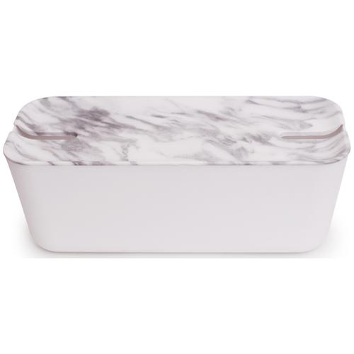 Короб Bosign Hideaway XL белый/серый