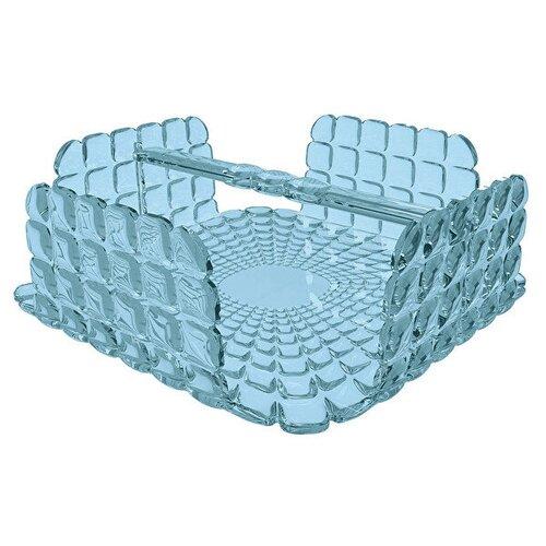 Фото - Салфетница Guzzini Tiffany квадратная sea blue салфетница guzzini tiffany квадратная sea blue