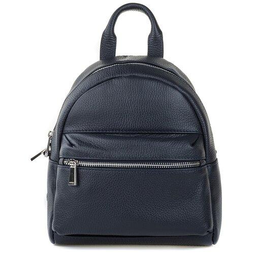 Рюкзак Afina 265, натуральная кожа, синий