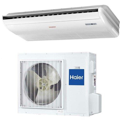 Напольно-потолочный кондиционер Haier AC48FS1ERA / 1U48LS1EAB белый