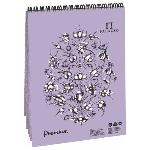 Фото - Блокнот для пастели Лилия Холдинг Lavanda 29.7 х 21 см (A4), 160 г/м², 30 л. блокнот для пастели лилия холдинг blackberry 21 х 14 8 см a5 160 г м² 30 л