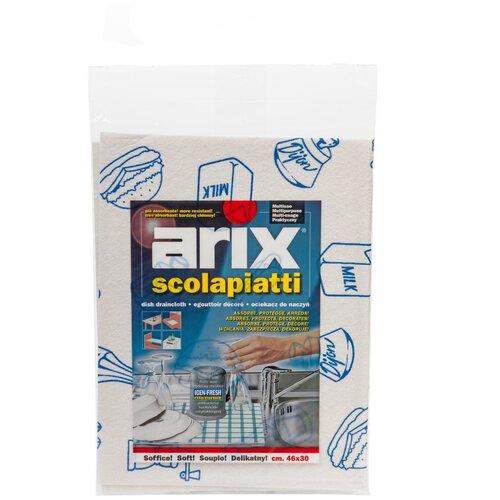 Салфетка Arix для посуды вискоза 46x30 см