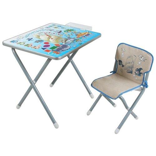Набор мебели Дэми №2 - Кораблик детские столы и стулья дэми набор мебели 1 радуга