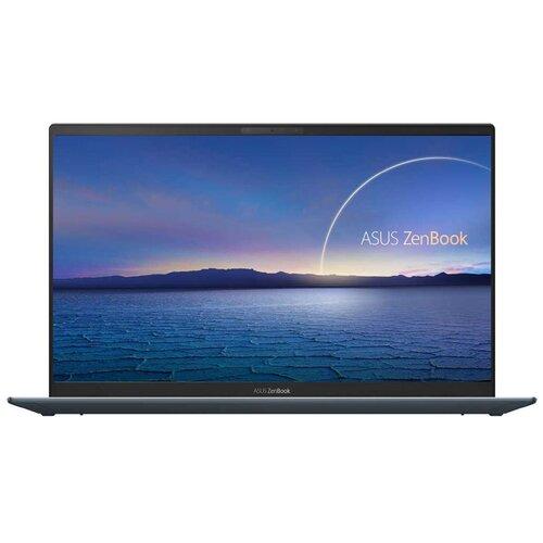 "Ноутбук ASUS Zenbook 14 UX425EA-BM114T (Intel Core i7 1165G7 2800MHz/14""/1920x1080/16GB/512GB SSD/Intel Iris Xe Graphics/Windows 10 Home) 90NB0SM1-M07280 серый"