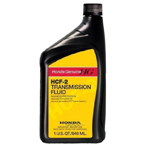 Масло для вариатора HONDA HCF-2, USA, 0,946L для CRV с 2015 г 08200HCF2