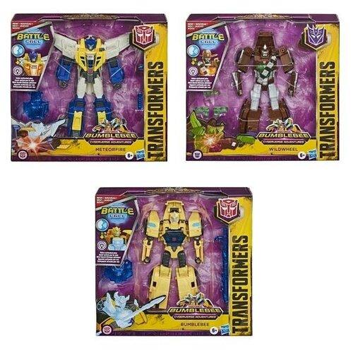 Купить Робот-трансформер Hasbro TRANSFORMERS Кибервселенная Класс Истрибетили, Роботы и трансформеры