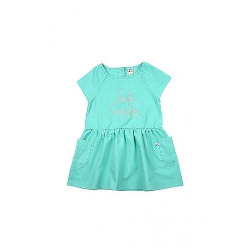 Купить Платье Mini Maxi, 4378, цвет бирюзовый, размер 110, Платья и сарафаны