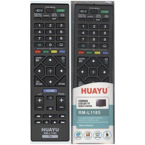 Фото - Пульт Huayu для Sony RM-L1185 универсальные пульт huayu для toshiba rm d809 универсальные