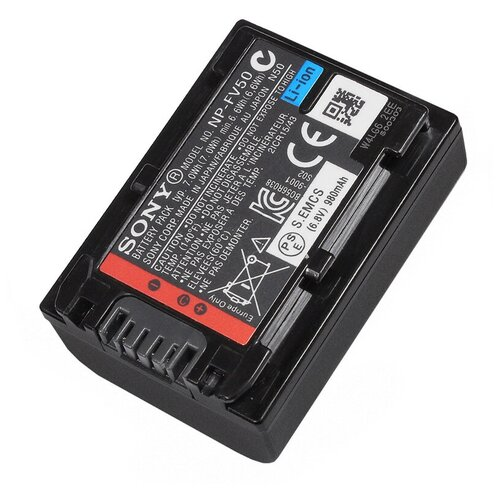 Аккумулятор SONY NP-FV50