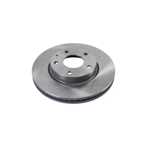 NIBK rn1564 (B45A33251A / RN1564) диск тормозной Mazda (Мазда) 3 1.5 2013 - Mazda (Мазда) 3 1.6 2013 - Mazda (Мазда) axela 1.5 2013 - (Комплект 2 штуки)
