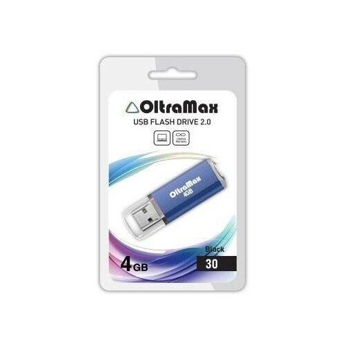 USB флэш-накопитель OLTRAMAX OM004GB30-Bl синий 1076905