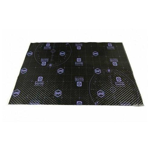 Виброизоляционный материал STP Bimast Bomb Premium - 5 листов 4.2мм