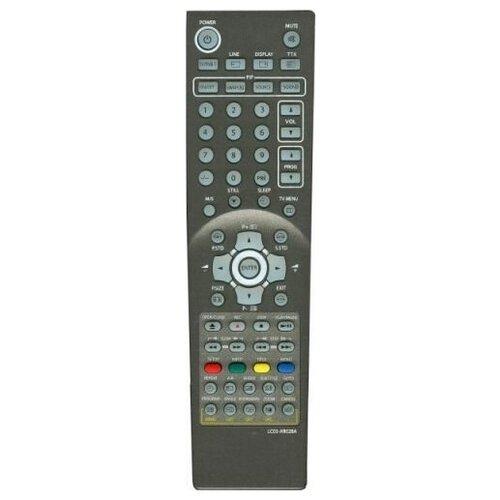 Фото - Пульт LC03-AR028A для телевизора ROLSEN пульт 37m10 rubin izumi hyundai для телевизора rolsen