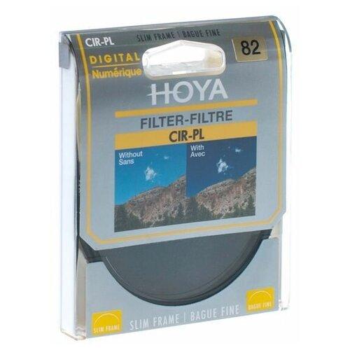 Фото - Светофильтр HOYA PL-CIR UV HRT 82mm светофильтр hoya pl cir uv hrt 82mm