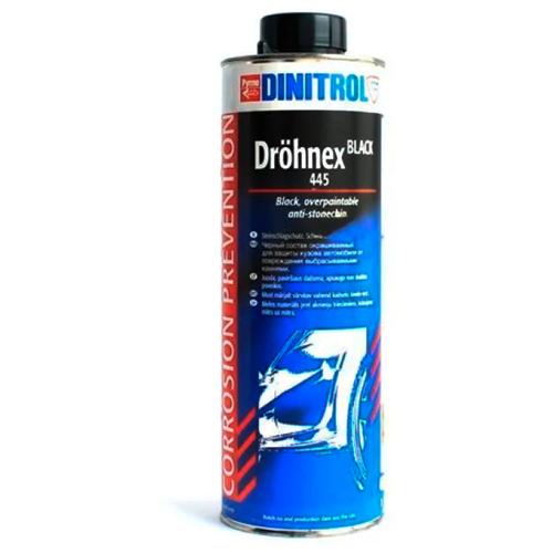 Автомобильная антикоррозийная мастика Dinitrol 445 (1 литр)