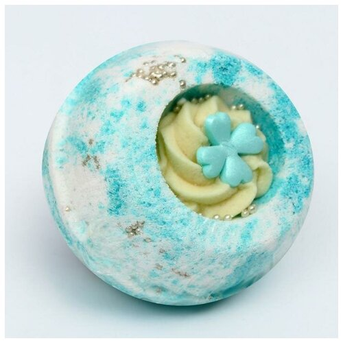 Берегиня Шарик-десерт для ванн «Берегиня. Свежесть», 130 г