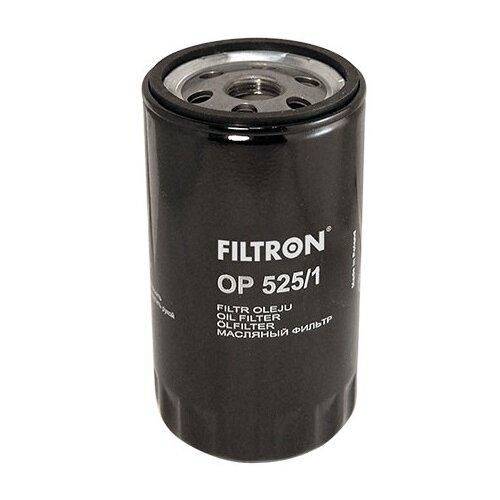 Масляный фильтр FILTRON OP 525/1 фильтр масляный filtron op 592 1