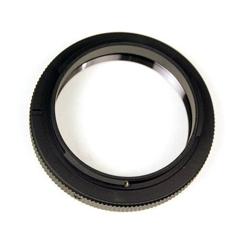 Фото - Кольцо крепежное BRESSER для камер Nikon M42, 26779 черный bresser для камер nikon m42