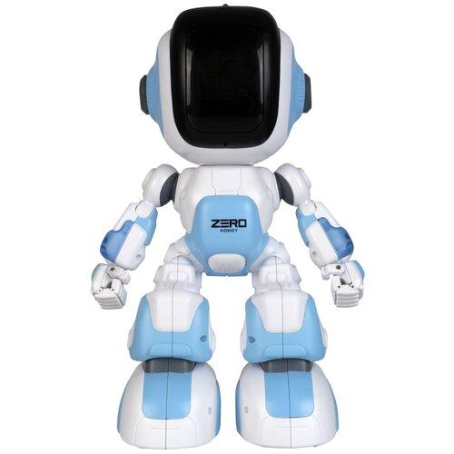 Купить Робот Crazon Zero ZG-R8008 голубой, Роботы и трансформеры