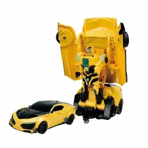 Фото - Радиоуправляемый робот-трансформер JQ Meizhi TT688 радиоуправляемый робот трансформер mz model радиоуправляемый робот трансформер mz porshe 911 meizhi 2337p