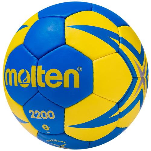 Мяч гандбольный Molten H2X2200-BY №2 (2)
