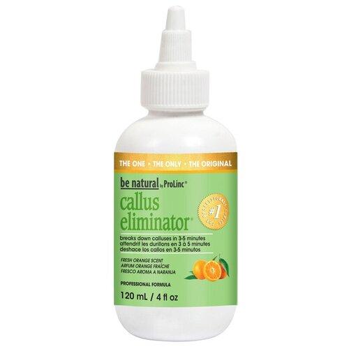 Be natural Средство для удаления натоптышей Callus eliminator orange 118 мл