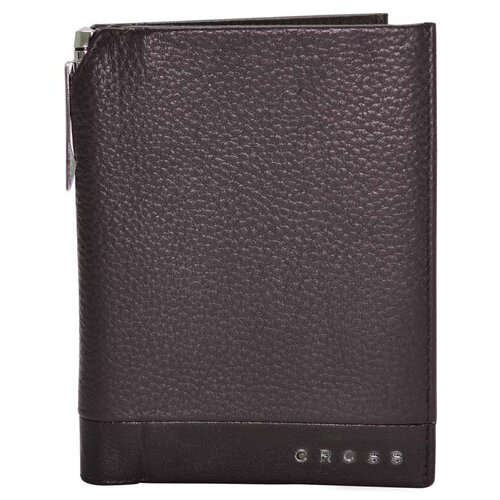 Обложка для паспорта CROSS Nueva FV, коричневый