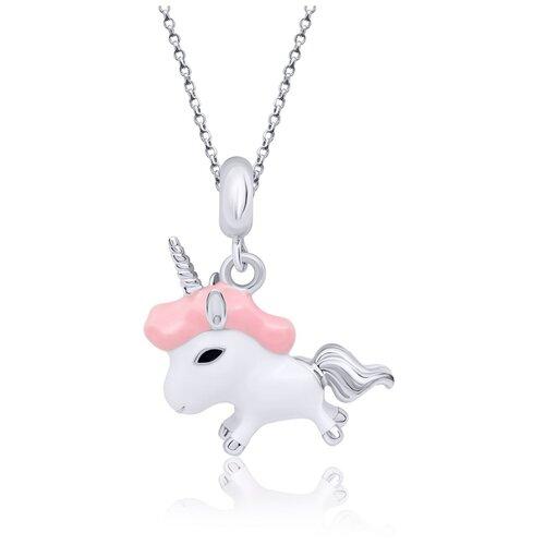 UMa & UMi Детский серебряный кулон подвеска Единорог UMI Magic Pets 319542400611