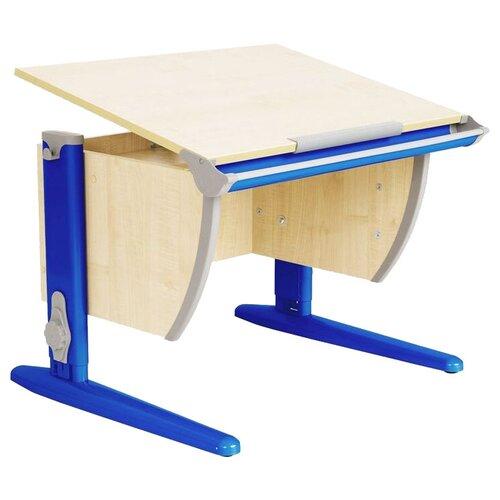 Фото - Стол детский ДЭМИ Стандарт СУТ-14 75x61 см клен/синий стол дэми white double сут 25 01д 120x82 см клен зеленый бежевый