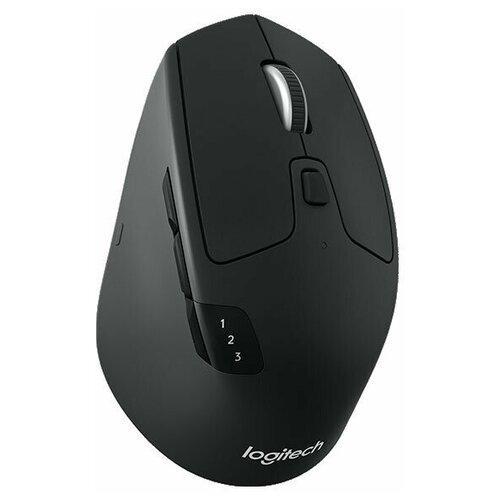 Беспроводная мышь Logitech M720 Triathlon, черный
