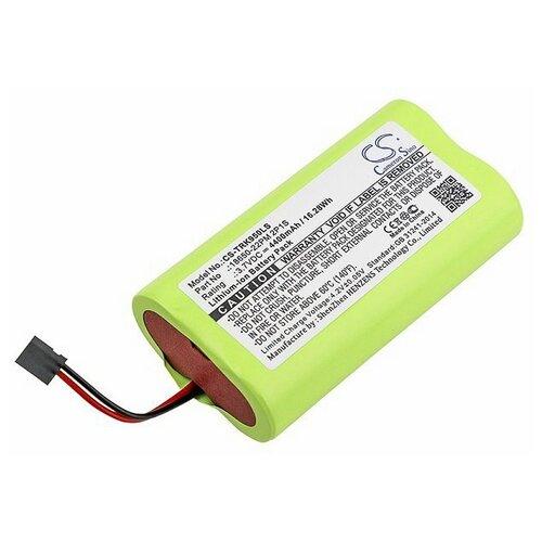 Фото - Аккумулятор для фонарика Trelock LS 950 Ion (18650-22PM 2P1S) аккумулятор для фонарика surefire sf123a cr123a