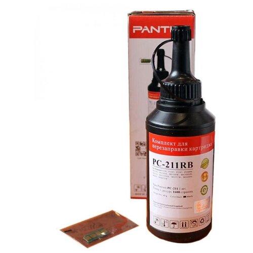Заправочный комплект PANTUM PC-211RB ORIGINAL