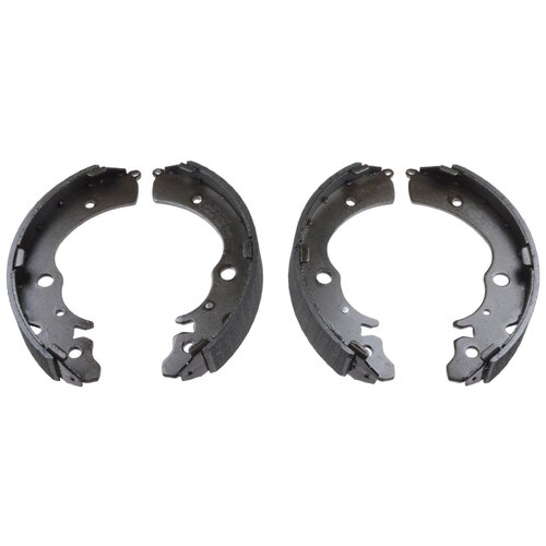 Барабанные тормозные колодки задние Fenox BP53048 для Honda Accord, Honda Civic, Honda CR-V, Honda HR-V (4 шт.) дефлектор люка honda 08r01 t7s 100 honda hr v 2016