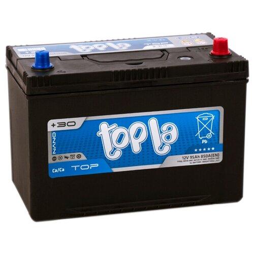 Автомобильный аккумулятор Topla Top JIS 118895 topla аккумулятор легковой topla top jis 45 ач о п b19l