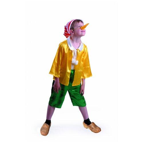 Купить Костюм 'Буратино', размер 122 см., Батик, Карнавальные костюмы