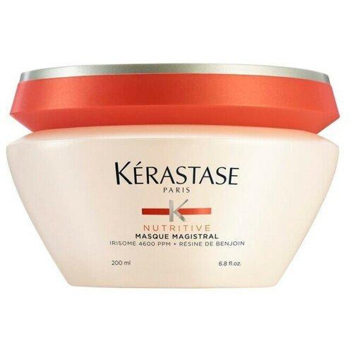 Kerastase Nutritive Magistral Маска для очень сухих волос, 200 мл kerastase керастаз маска masquintense для сухих и очень чувствительных волос 200 мл kerastase nutritive