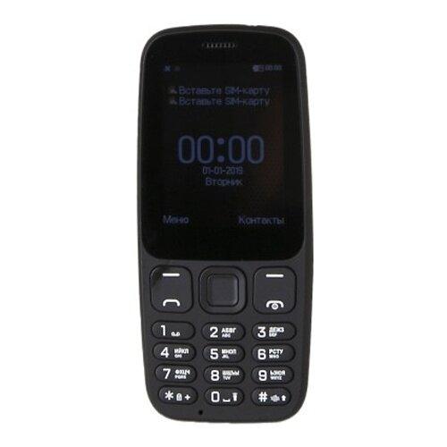 Телефон VERTEX D537 черный