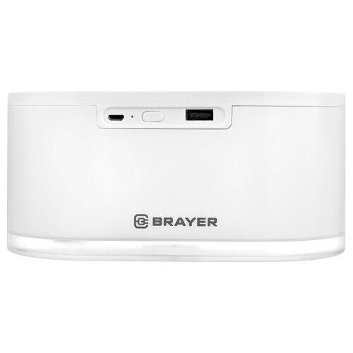Увлажнитель воздуха BRAYER BR4912, белый увлажнитель воздуха brayer br4701 белый коричневый