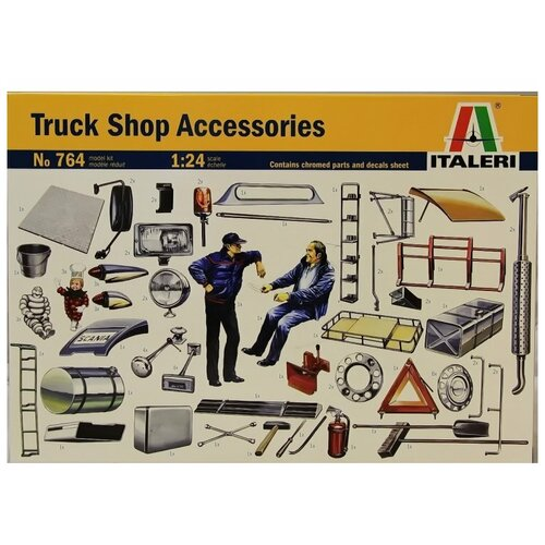 Фигурки Italeri Дополнения для грузовиков (1:24)