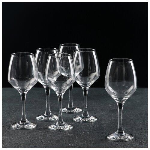 Набор бокалов для вина 350 мл Isabella, 6 шт 2290505