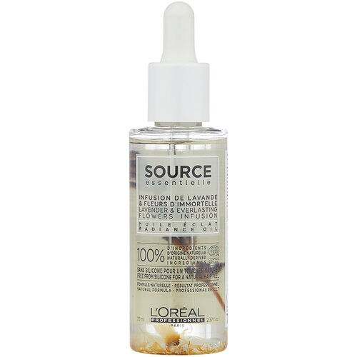 LOreal Professionnel Source Essentielle Radiance Oil Масло для сияния окрашенных волос, 70 мл
