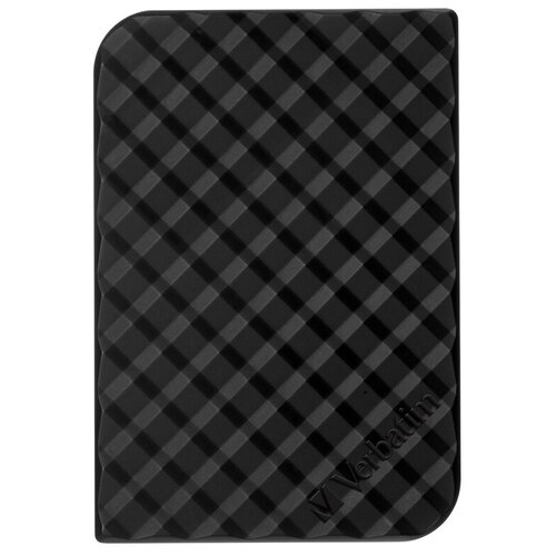 Фото - Внешний HDD Verbatim Store 'n' Go Style 1 TB, черный внешний hdd verbatim store n go style 1 tb navy blue
