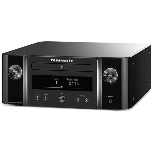 Фото - Сетевой аудиоплеер Marantz M-CR 612, black сетевой аудиоплеер audiolab 6000n play silver