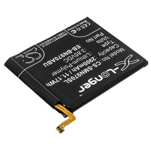 Аккумулятор для телефонов Samsung Galaxy Note 10, SM-N9700, SM-N970U1, SM-N970W, SM-N970U, SM-N970F/DS, SM-N970F