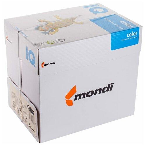 Фото - Бумага IQ Color А4 160 г/м² 250 лист., 5 пачк., кремовый CR20 бумага iq color а4 color 120 г м2 250 лист оранжевый or43 1 шт